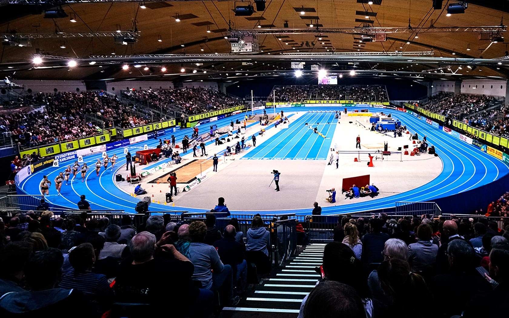 Yare Media to deliver world class athletics events to North American audiences