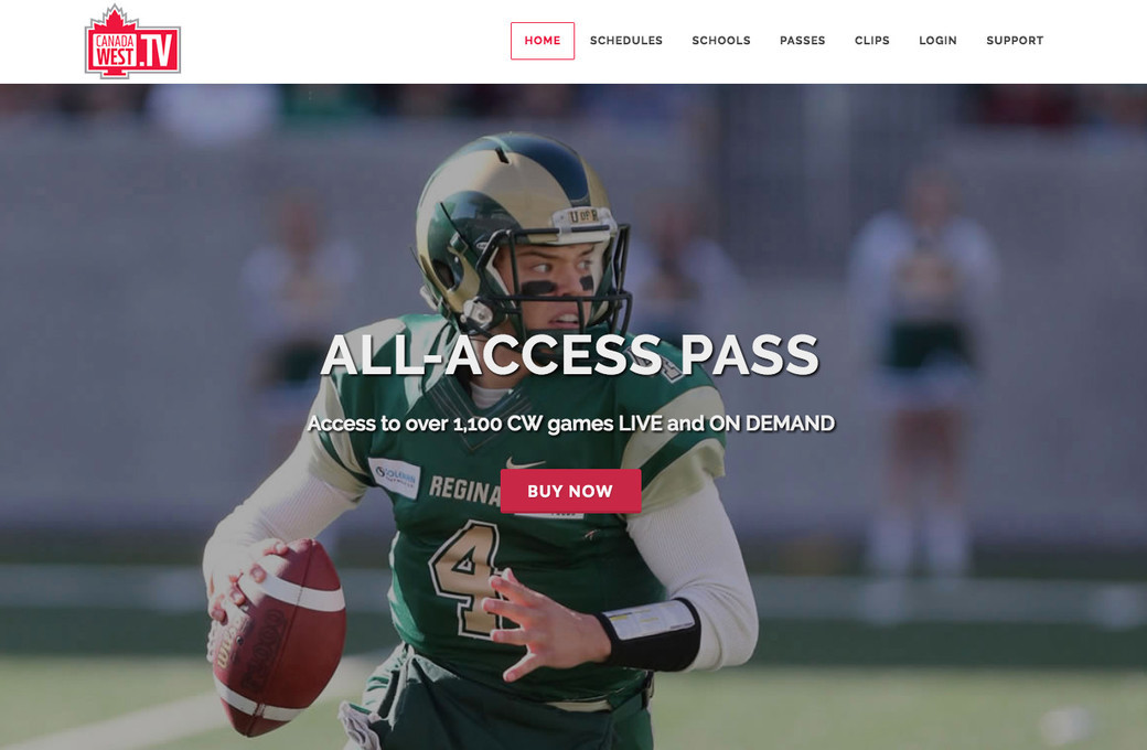 Canada West TV success a model for livestreaming across U SPORTS